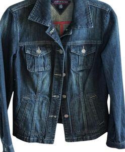 Tommy Hilfiger jean jacket size XL